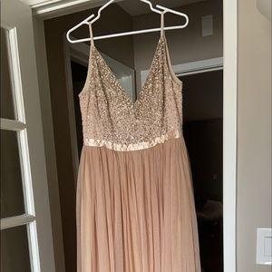 BHLDN Designer formal dress